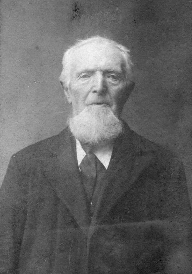 Duitse opa Evert Bruns