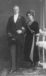 Evert Saathof & Trijntje Mulder
