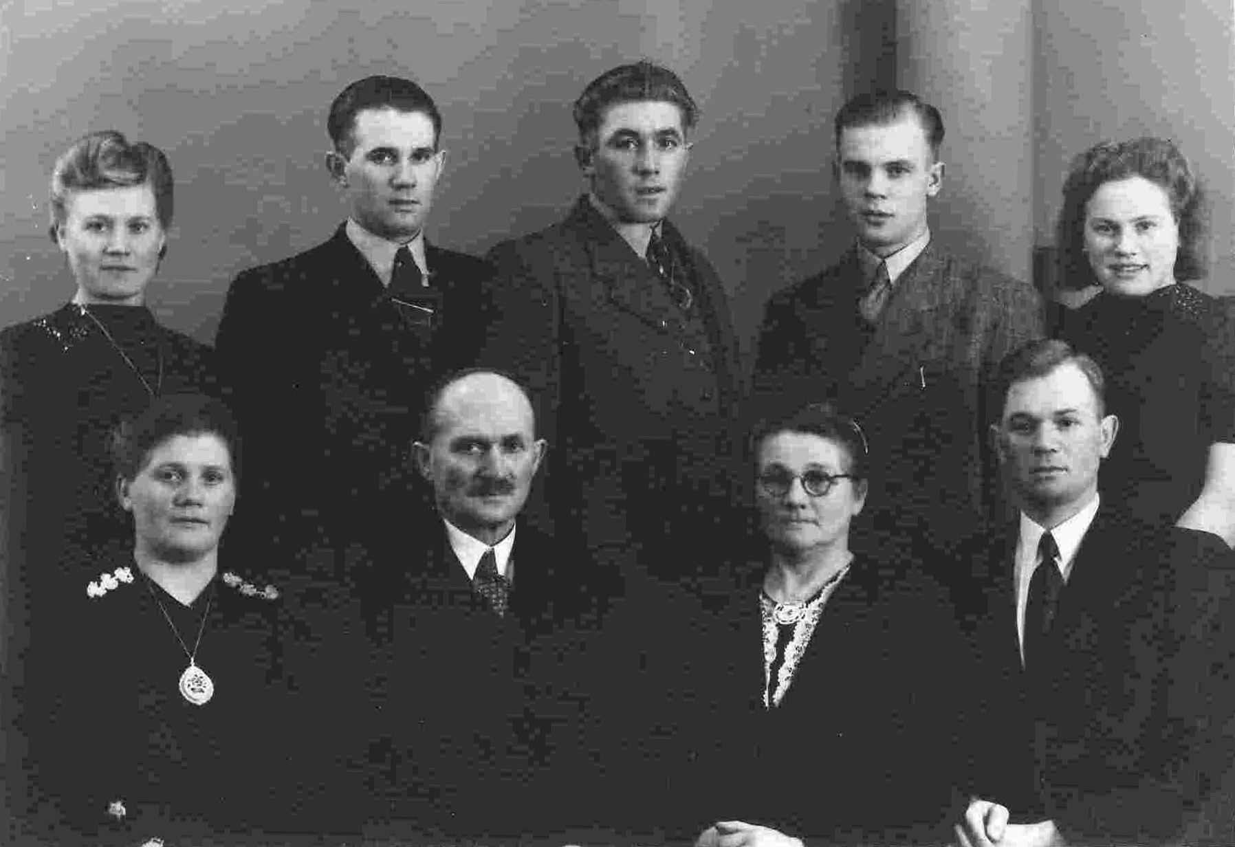 Familie Geert Koetje