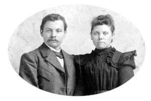 Hendrik en Wilhelmina