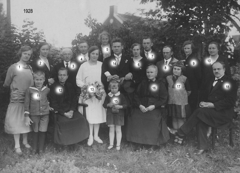 Huw. foto Eildert en Trijn 1928kopie