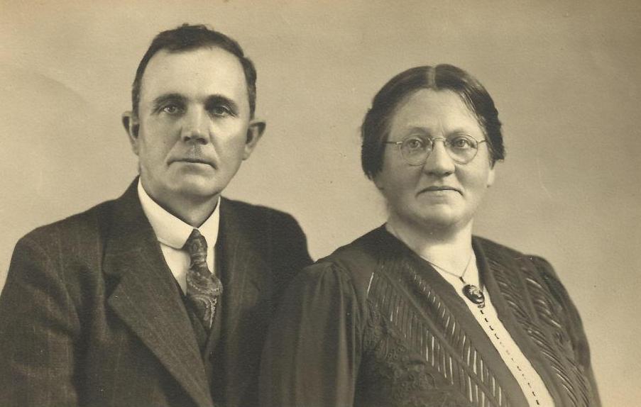 Jan Ritzema en Janna Saathof