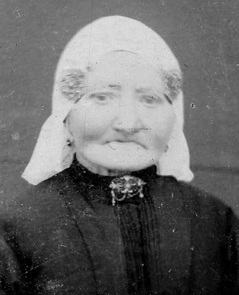 Frouke Scheltens pasfoto model