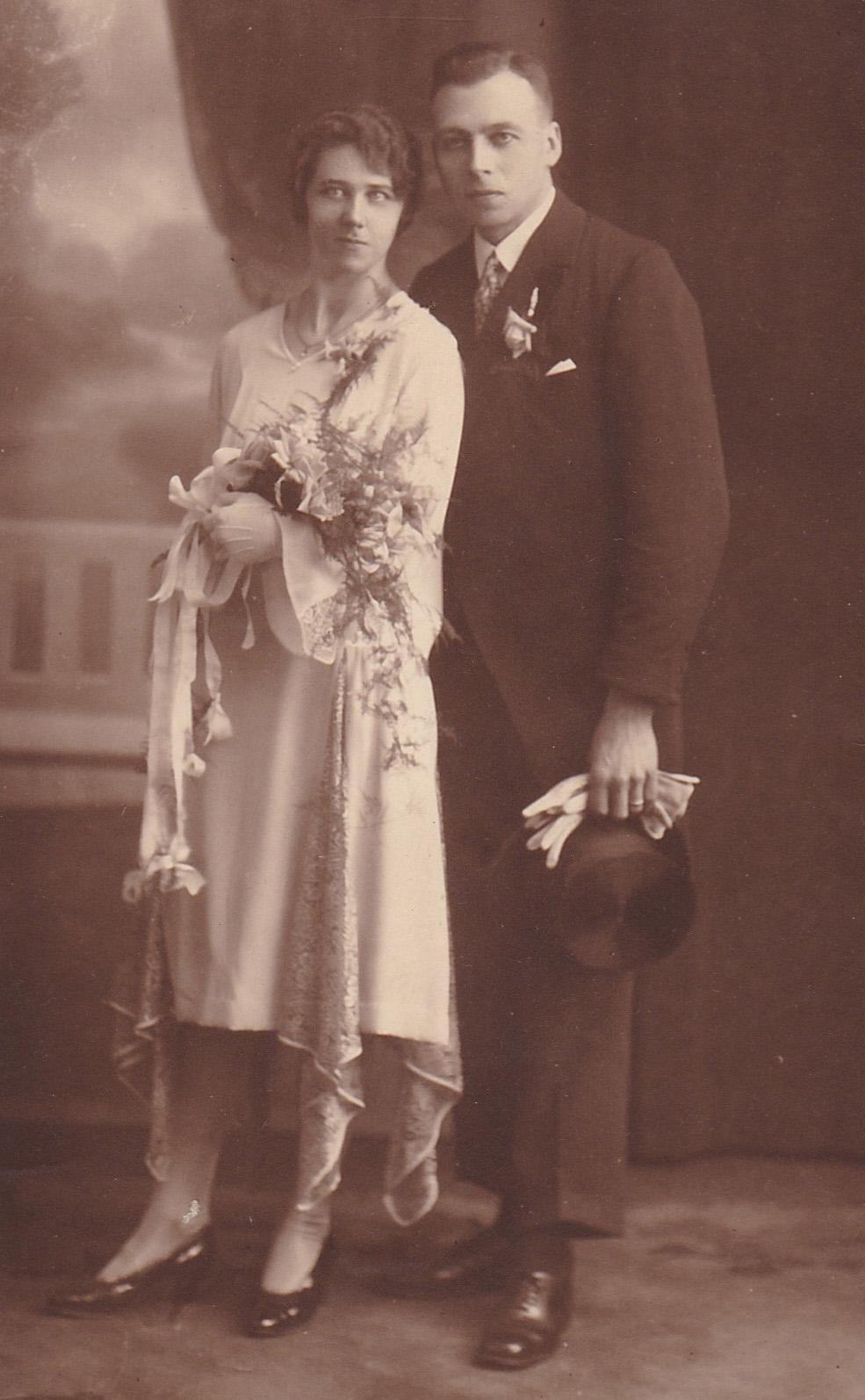Geert en Ida Wolgen